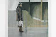 Wardour man 90x70 cm oil on canvas © Austen O'Hanlon