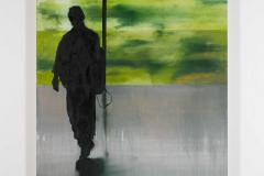 Kyoto woman 90x70 cm oil on canvas © Austen O'Hanlon